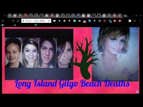 Long Island Gilgo Beach Victims