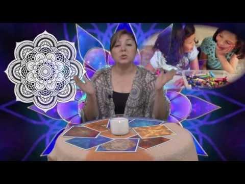 Trabajar Los Mandalas Con Los Niños con Sofia Arredondo | #YoElijoSerFeliz