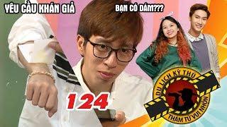 NHỮNG THÁM TỬ VUI NHỘN #124 UNCUT | ViruSs không ngờ thái độ Hoa Vinh khi gọi điện mượn 250 triệu