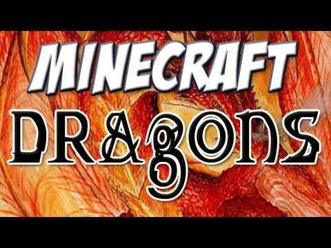 Minecraft - Dragons - Mod Spotlight Music Videos