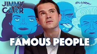 Famous People | Jimmy Carr: Making People Laugh