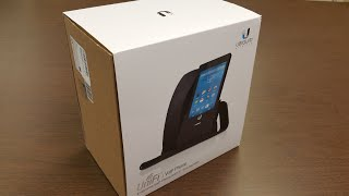 Ubiquiti Networks UniFi VoIP Phone UVP unboxing & Bootup by Intellibeam.com