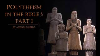 Video: Pagan Gods In The Bible (Polytheist 'Confusion') - Andrea Salbego 1/3