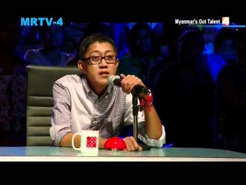 Music video MRTV 4  Myanmar Got's Talent Program - Music Video Muzikoo