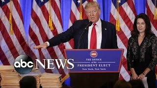 download Trump First Press Conference Since Becoming President-Elect Video