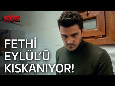 Söz | 29.Bölüm -  Fethi Eylül'ü Kıskanıyor!