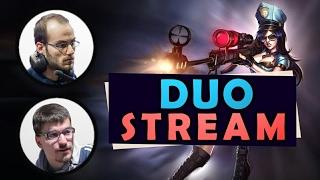 FORG1VEN & WL | DUO STREAM!