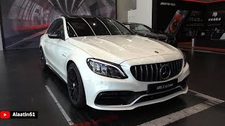 Mercedes C Class AMG C 63 S 2019 Facelift NEW FULL Review Interior Exterior Infotainment