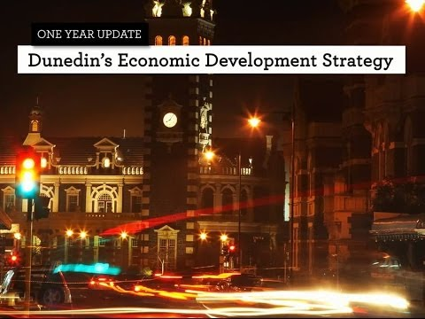 Dunedin's Economic Development Strategy's Year One Update -- Case Studies