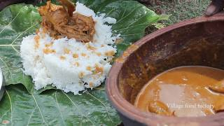 Country Chicken prepared by my daddy in my village / Traditional Style Cooking