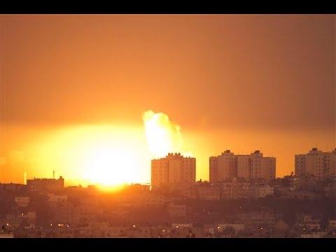 Termina la tranquilidad en Gaza, Israel ataca de nuevo / Ends quiet in Gaza, Israel attacks again