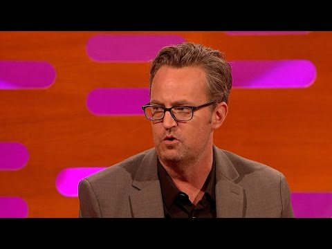 Matthew Perry does Friends trivia - The Graham Norton Show: Series 18 Episode 14 Preview – BBC One