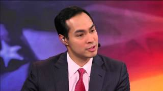 San Antonio Mayor Julian Castro Talks With PBS NewsHour