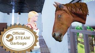 YOU DIRTY HORSE - Terrible Simulators Gameplay Part 1