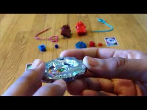 HD Beyblade Shogun Steel Behemoth Golem Earth Synchrome 2 Pack Unboxing + Review!