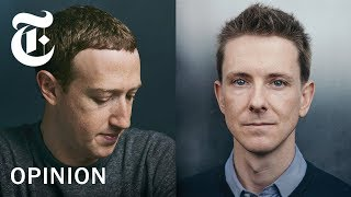 Facebook Is 39Too Big.39 Facebook Co-Founder Chris Hughes Tells Us Why  NYT Opinion