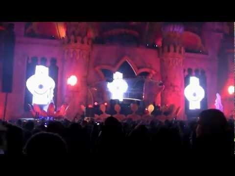 Carl Cox & Friends @ Tomorrowland 2011