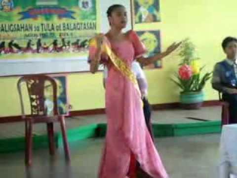Paligsahan Sa Balagtasan (division Level) video