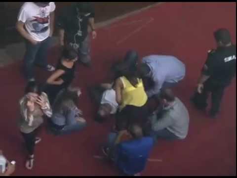 Caída Del Escenario Luis Chataing Por Todos Los Medios Barquisimeto 25mayo video
