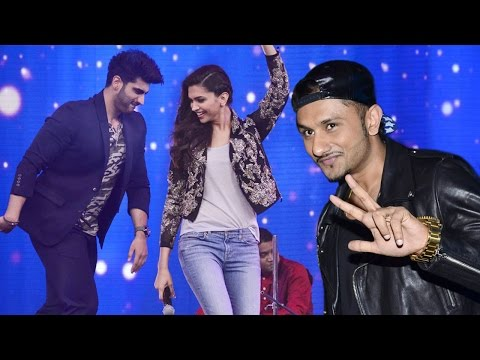 Deepika Padukone and Yo Yo Honey Singh Dance On Kamariya Lollipop Lagelu | Bhojpuri song