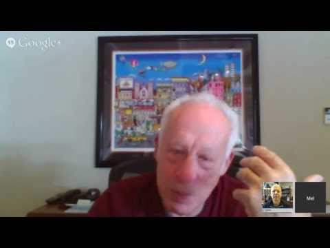 Customer Service Hangout: Shep Hyken Talks with Mel Kleiman about Hiring for Customer Service