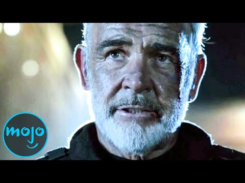 Top 10 Sean Connery Performances