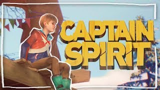 Life is Strange 2 Prequel - The Awesome Adventures of Captain Spirit
