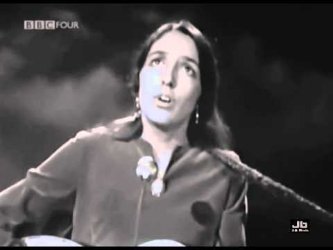 Joan Baez - Mary Hamilton (BBC Television Theatre, London - June 5, 1965)