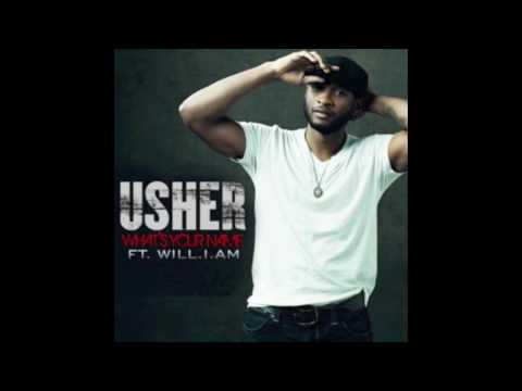 OMG - Usher Feat. Will.I.Am (With Lyrics!) [OFFICIAL]
