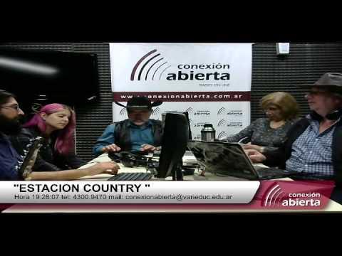ESTACION COUNTRY 30/6 -Radio Conexión Abierta