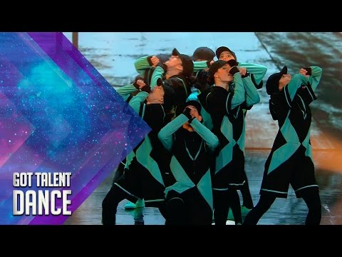 X-Adows Son Los Ganadores Del Especial Got Talent Dance | Especial Dance | Got Talent España 2017