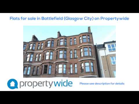 Flats for sale in Battlefield (Glasgow City) on Propertywide