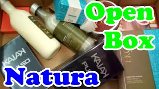 Open Box Natura | Ciclo 12/2015