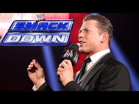 """Miz TV"" descends into chaos: SmackDown, May 17, 2013"