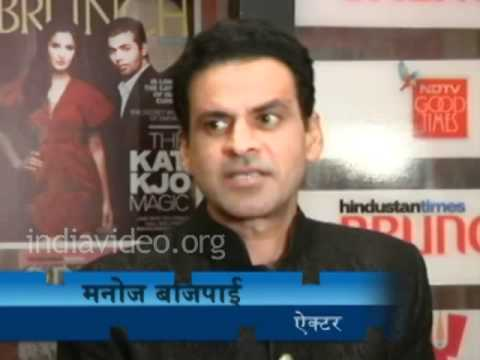 Gangs of Wasseypur is my favourite movie: Manoj Bajpai