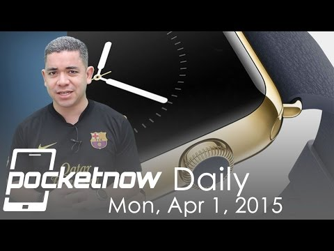 Apple Watch forecast, Motorola deals, HTC One M9+ renders & more - Pocketnow Daily