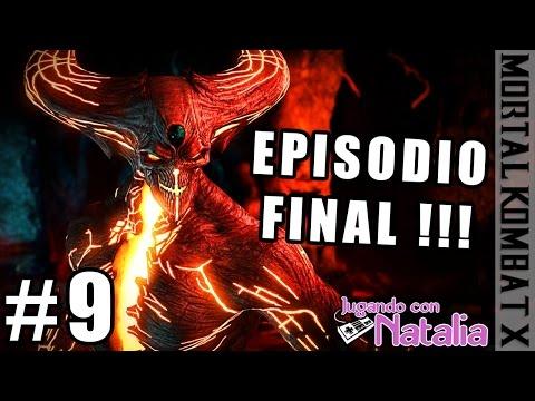 EPISODIO FINAL PS4 Mortal Kombat X #9