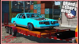GTA 5 ROLEPLAY - SURPRISING GIRLFRIEND WITH DRAG CAR FOR VALENTINES DAY!  - EP. 930 - AFG -  CIV