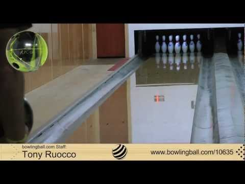 bowlingball.com Pyramid Path Origin Bowling Ball Reaction Video Review