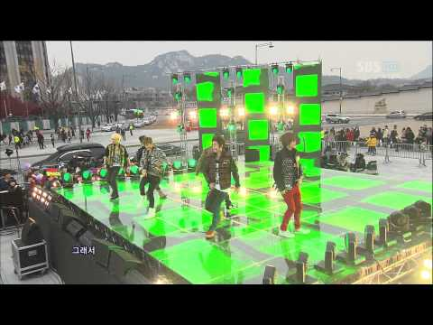 Teen Top - Be Ma Girl (25 Nov,2012) video