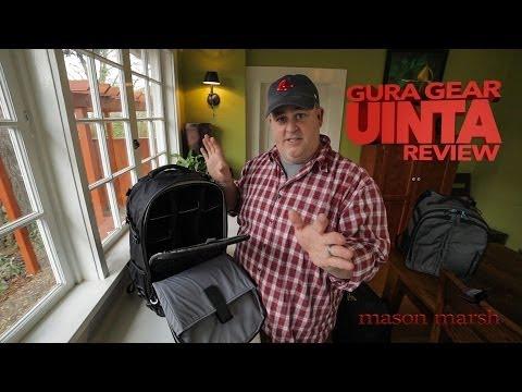 Gura Gear Uinta Photo Backpack Review with Mason Marsh
