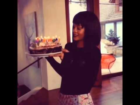 The 26th Rihanna's birthday