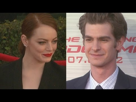3 Signs That Emma Stone And Andrew Garfield Are Back Together