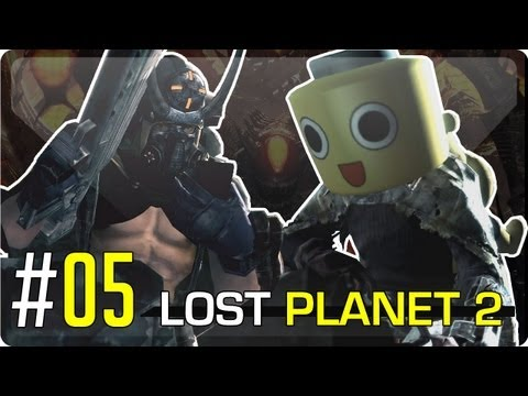 """Lost Planet 2 - """"Our First Category G"""" [#05]"""