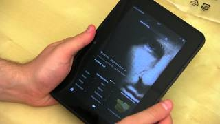 Kindle Fire HD Unboxing & Hands On