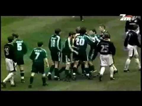 Футбол России в 2000 году