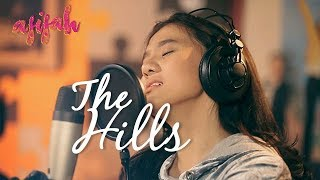 Download Lagu AFIFAH feat JEJE Govinda - THE HILLS (Cover The Weeknd) Gratis STAFABAND