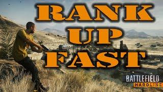 Rank Up Fast in Battlefield Hardline - Hacker Mode OP