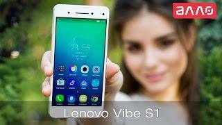 Видео-обзор смартфона Lenovo Vibe S1