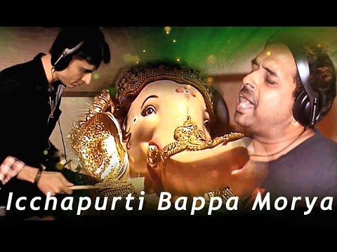 Latest Ganpati Song | Icchapurti Bappa Morya | Shankar Mahadevan | Shail Vyas | Marathi FULL 2015